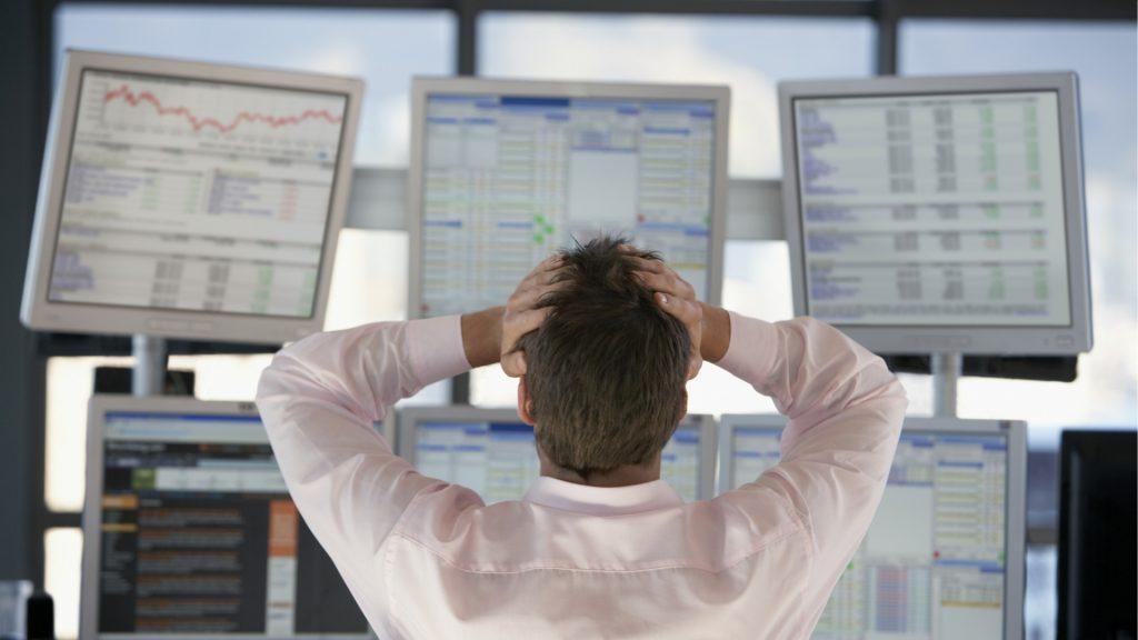 gokken met aandelen